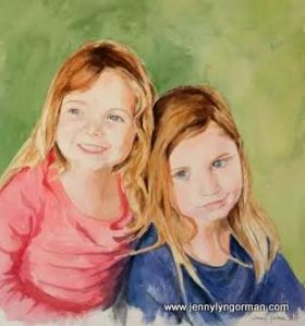 1-painting of girls